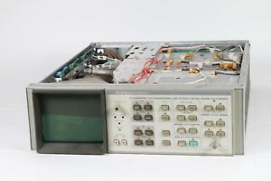 Hp Agilent 85662a Spectrum Analyzer Display Missing Top Cover