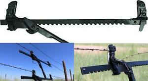 Ranchex Wire Stretcher With Ratchet Control For Release Of Wire Tension