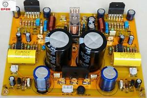 Lm3886 Power Amplifier Finished Board Lm4562 Op Amp Version