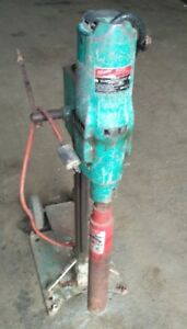 Milwaukee 4094 Dymodrill Electric Core Drill With Stand 2 To 10