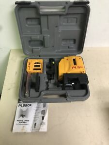 Pacific Laser Systems Pls90e 90 degree Laser Level W Pls Sld used Free Ship