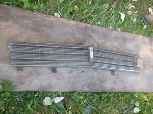 1965 Mercury Comet Grille Front End Hood Trim C5gb Non Cyclone C5gx