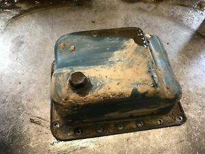 Grasshopper Lawnmower 325 Kubota Gw750 Gw 750 Oil Pan