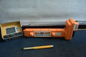 Spot D Tek Locator Set Model Iv Locator Wand Remote Display And Sonde