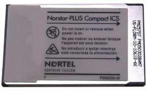 Nortel Compact Ics Cics 4 1 Software Restricted nt7b64la