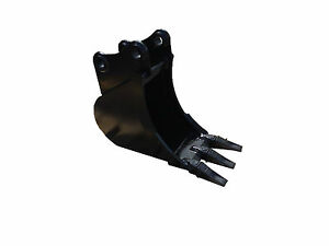 New 12 New Holland Eh45 Excavator Bucket With Pins