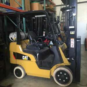 Caterpilla P5000 Forklift