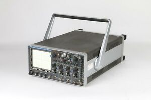 As Is Philips Pm 3264 Four Trace Analog Oscilloscope