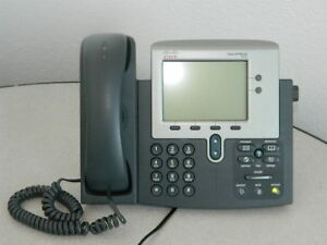 Lot 12x Cisco Cp 7941g Voip Ip Telephone Tested Working