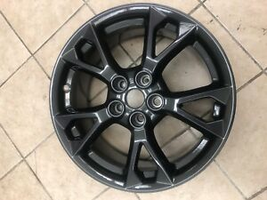 1 Refinished 18 X 8 2012 2014 Nissan Maxima Wheel Hollander 62582 B