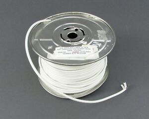 200 Data Bus Cable 2 Conductor Stranded Wire Teflon Outer Jacket