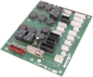 Thermo Fisher 80000 21080r Power Distribution Pcb Printed Circuit Board Module