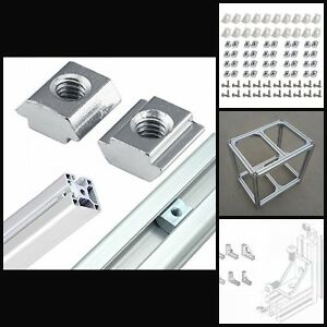 Series Aluminum Profile Connector Set Aluminum Widely Used For Buildings New