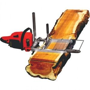 Granberg Chain Saw Mill Plank Wood Logs Milling Attachment 0 5 13 In With Safety