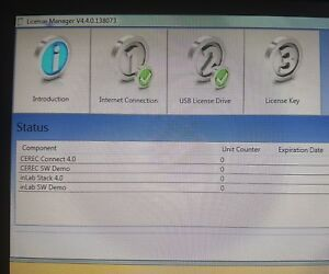 Cerec Connect 4 0 4 5 And Inlab Demo License Key Cerec Software Dongle
