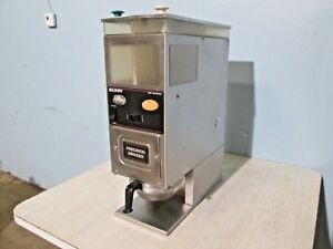 bunn G9 2 Hd D d H d Commercial nsf Dual Hopper Precision Coffee Grinder