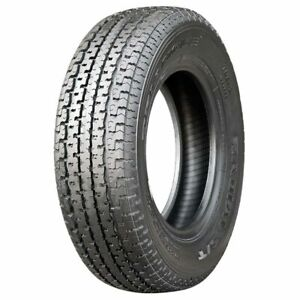 4 New St235 80r16 Triangle Tr653 Trailer Load Range E Tires 235 80 16 2358016