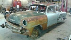 1953 Chevrolet Manual Transmission 3 Speed 6 235 458982