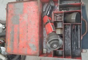 Hilti Dx 600n Powder Actuated Nail Gun Piston Drive Tool No Reserve