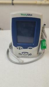 Welch Allyn Spot Vital Signs Monitor Lxi 450t0 Welchallyn