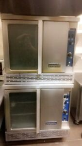 Imperial Convection Oven Full Size Oven Liquid Propane Natural Gas 2 Oven