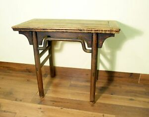 Antique Chinese Ming Wine Table 5687 Circa 1800 1849