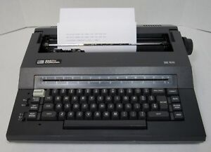 Smith Corona Se100 Electric Typewriter Tested And Working W Case