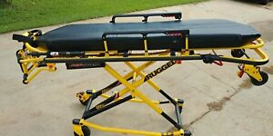 Stryker Mx Pro 6082 650 Lb Ambulance Stretcher Cot Ems Emt And Other Items