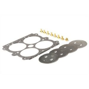 Holley 26 98 Throttle Plate Kit 1 3 4 Inch Plate Diameter