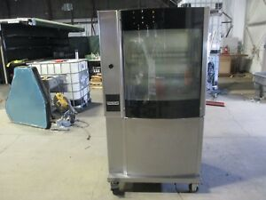 Hobart Hr7 Hr7e Rotisserie Oven Electric W Stand Baskets Grocery Commercial