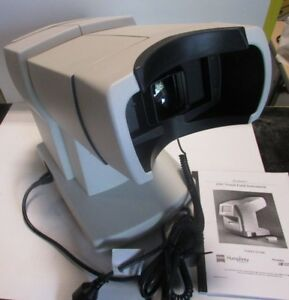 Humphrey Zeiss Fdt 710 Series Visual Field Perimeter Analyzer Working Condition