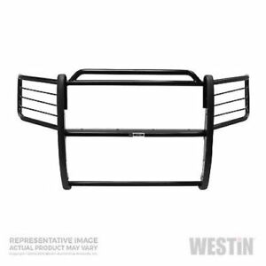 Westin Automotive 40 2375 Sportsman 1 Piece Grille Guard For Ford F250 F350