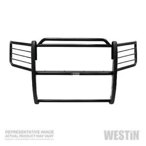 Westin Automotive 40 3905 Sportsman 1 Piece Grille Guard For 2017 Ford F 250 350