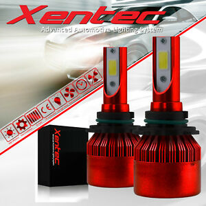 Xentec 120w 12800lm Led Headlight Kit For 1995 2014 Acura Tl 9005 D2r D2s H11