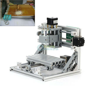 3 Axis Diy Cnc Router Machine 500mw Laser Engraving Pcb Milling Wood Carving