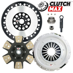 Cm Stage 3 Race Clutch Kit Lightweight Flywheel For 96 04 Ford Mustang Gt 4 6l
