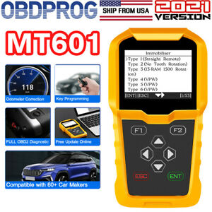 Obd2 Odometer Correction Key Programming Eeprom C D E Immobilizer Tool Via Obd
