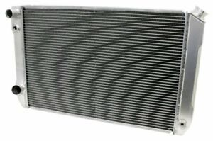 New Ford Mopar 31 X19 X3 Aluminum Racing Radiator 2 Row Double