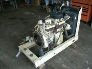 Ford 300 Natural Gas Or Propane Power Unit For Irrigation Or Pto