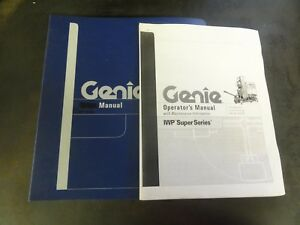 Genie Lift Awp Ss Iwp Ss Lift Service And Operator s Manual