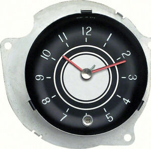Oer 3863796 1963 1965 Chevrolet Chevy Ii Nova Quartz Movement Clock