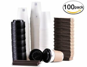 To Go Paper Coffee Cups