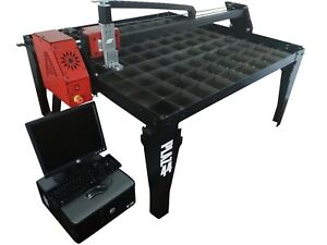 Cnc Plasma Table 4x4 W Floating Head Electronics Computer Fast Delivery