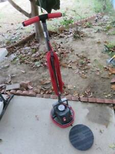 Nice Oreck Orbiter Heavy Duty Floor Machine Buffer Polisher Stone Carpet Cleaner
