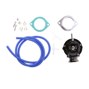 High Pressure Air Release Sound Type rs Turbo Blow Off Valve Bov Kit Black