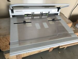 Brand New Heidelberg Plate Punch Rp 220 Mm For Qm Or Pm 46 Or Ryobi 3302 9985