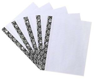 Studio C Hot To Trot Reinforced Filler Paper 10 5 X 8 College Ruled 80 Shee