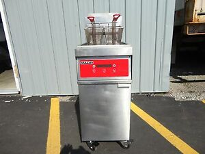 Vulcan Deep Fryer Model 1gr45d 1