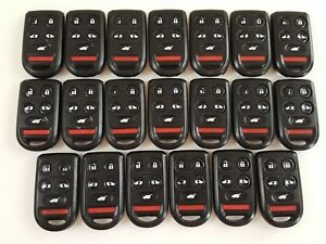 Lot Of 20 Honda Odyssey 05 10 Key Less Entry Remote Oem Power Door Tail Gate Fob