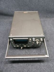 Hp 1707b Dual Channel 75mhz Analog Oscilloscope